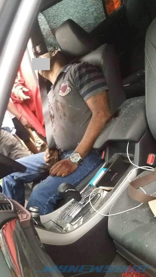 Video Lelaki Maut Ditembak Puluhan Das Di Setapak