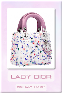 ♦Dior Lady Dior Bag Collection 2014 #bags #dior #ladydior #brilliantluxury