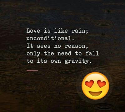 Love is like rain SHORT LOVE POEM