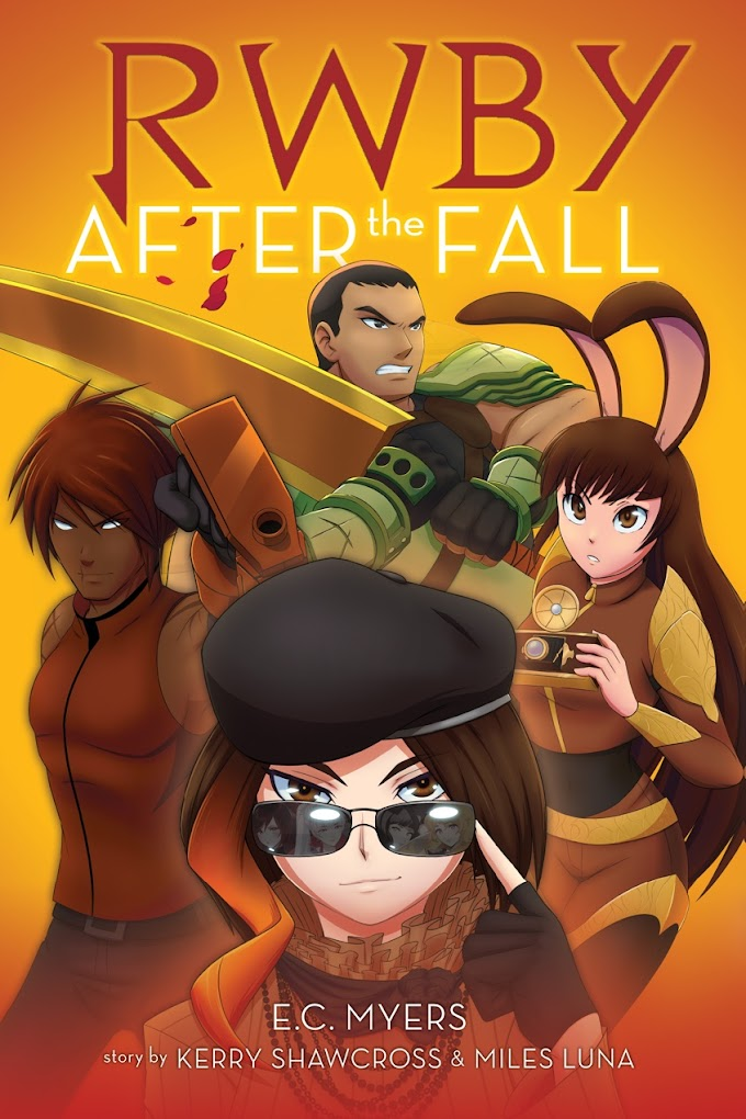 [PDF] Free Download After the Fall (RWBY, Book #1) By E. C. Myers