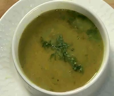 Homemade mulligatawny soup recipe