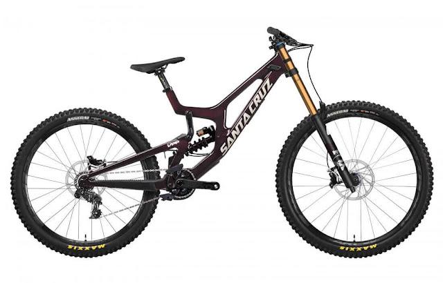 Santa Cruz Bikes