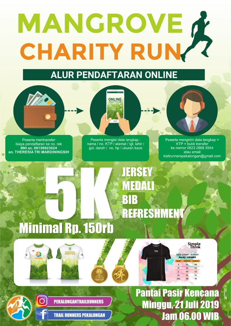 Mangrove Charity Run • 2019