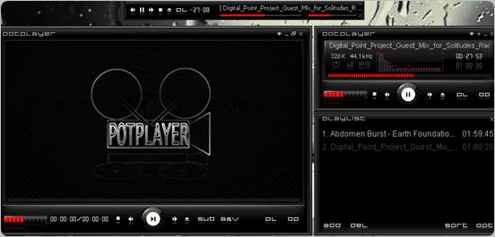 PotPlayer media Player for pc
