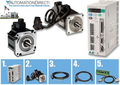 AutomationDirect Servo Systems
