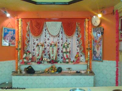 Image: Lord Shriram, Maa Seetaji and Lord Laxman
