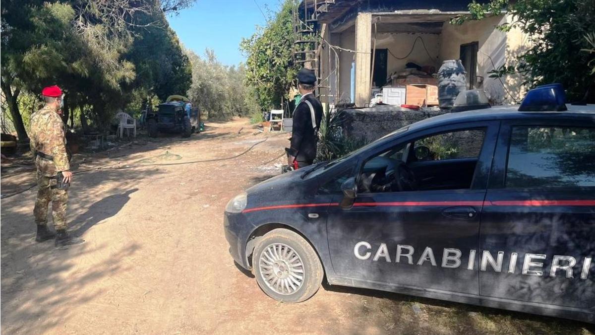 Caltagirone Carabinieri imprenditore agricolo