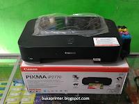 Tutorial Cara Mereset Printer Canon ip2770 Terbaru