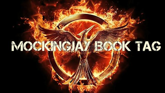 Mockingjay Book TAG!!!