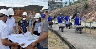 Em Guarabira inicia obra de construção de Complexo Municipal de saúde