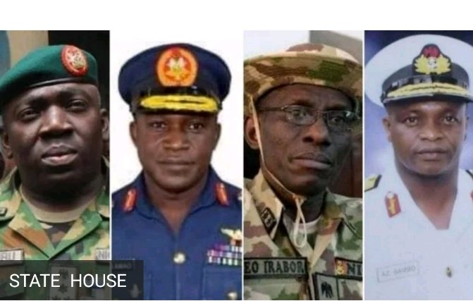 CONYSA Congrats New service Chiefs