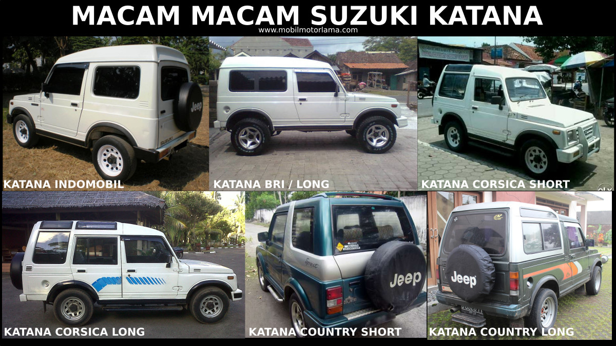 8800 Modifikasi Mobil Suzuki Katana Murah HD