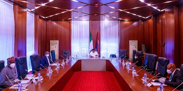 COVID-19: Buhari orders prompt payment of salaries