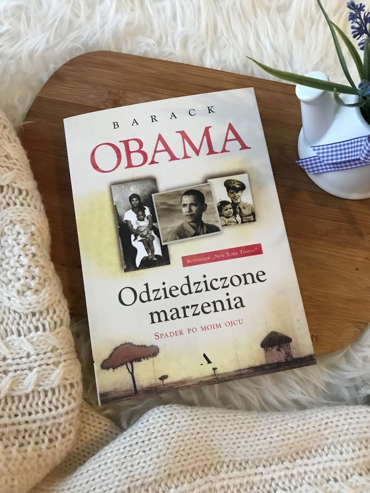 Barack Obama, Odziedziczone marzenia. Spadek po moim ojcu
