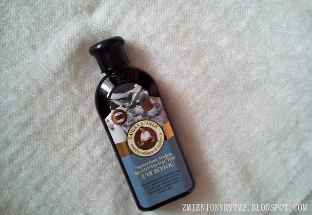 Szampon - nalewka ziołowa do włosów Bania Agafii