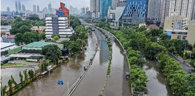 Jasa Marga Dukung Kebijakan Pemerintah Gratiskan Jalan Tol Selama 18 Jam Terkait Banjir