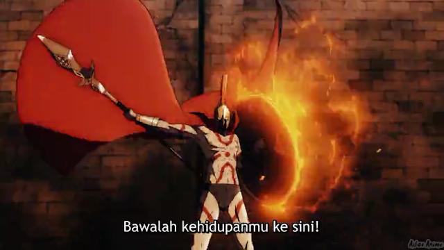 Fate/Grand Order: Zettai Majuu Sensen Babylonia Episode 08 Subtitle Indonesia