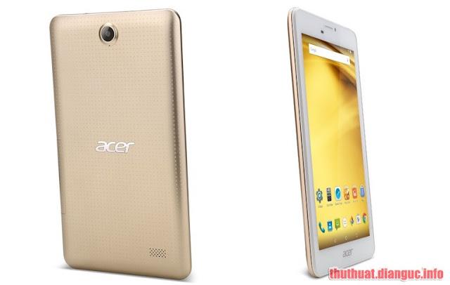 Rom stock cho Acer Iconia Talk 7 (B1-733)