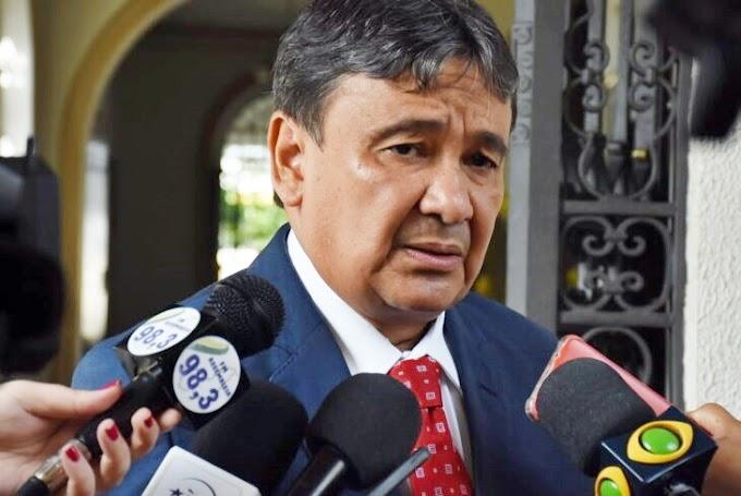 Em novo decreto, governador determina suspensão de serviços e comércio no Piauí