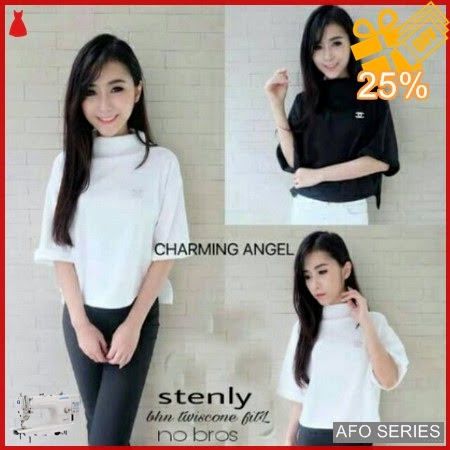 AFO123 Model Fashion Stenly Modis Murah BMGShop