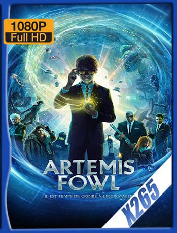 Artemis Fowl: El mundo subterráneo (2020) 1080p X265 WEB-DL Latino [GoogleDrive] Tomyly