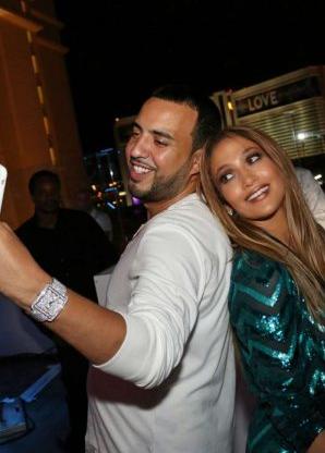 Jennifer Lopez Birthday celebration in Las Vegas
