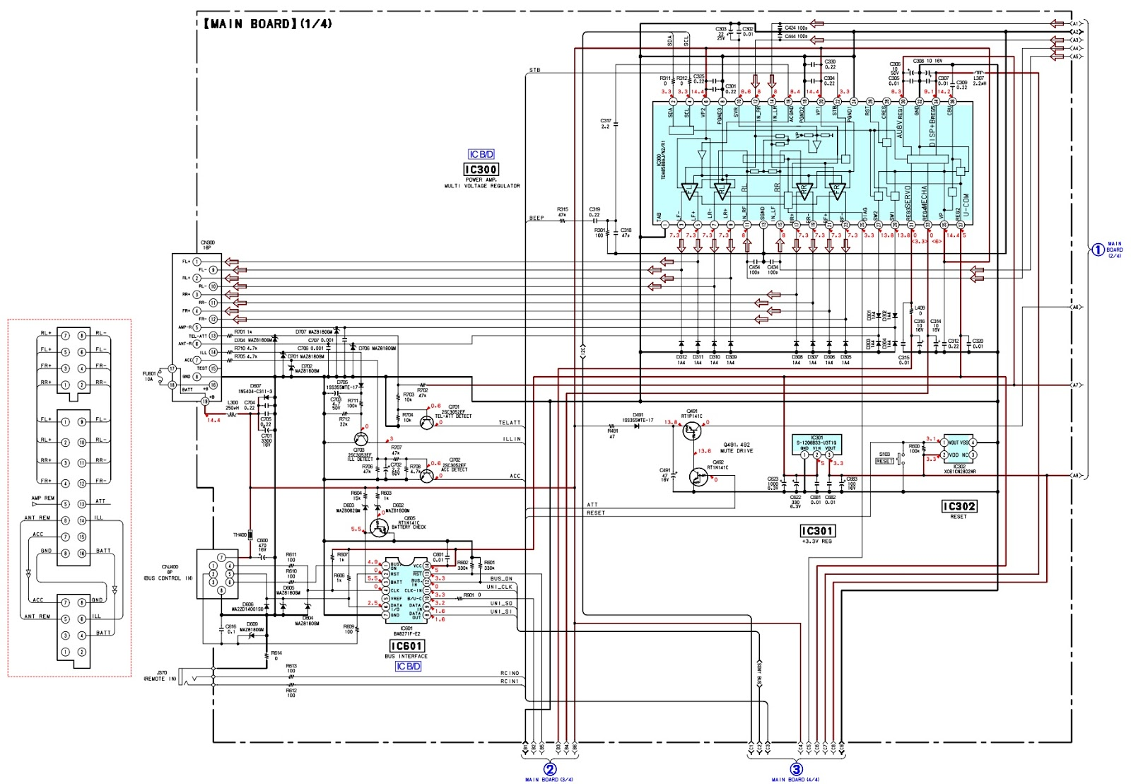 small resolution of sony cdx gtmp wiring diagram sony image wiring cdx gt250mp wiring diagram pioneer deh p2000 wiring