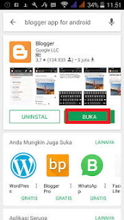 Cara Membuat Blog di HP Android