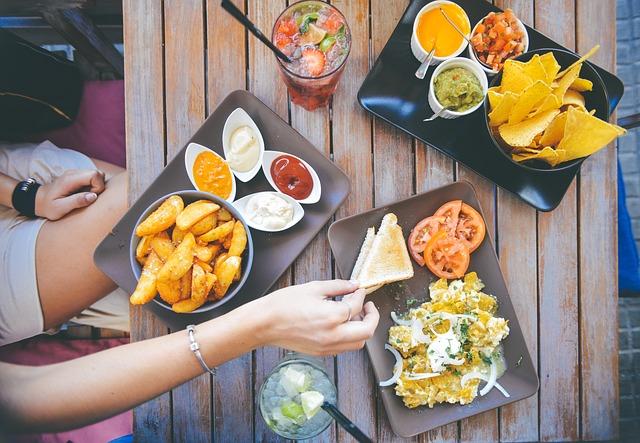 Pola Makan Sehat Di Tempat Kerja
