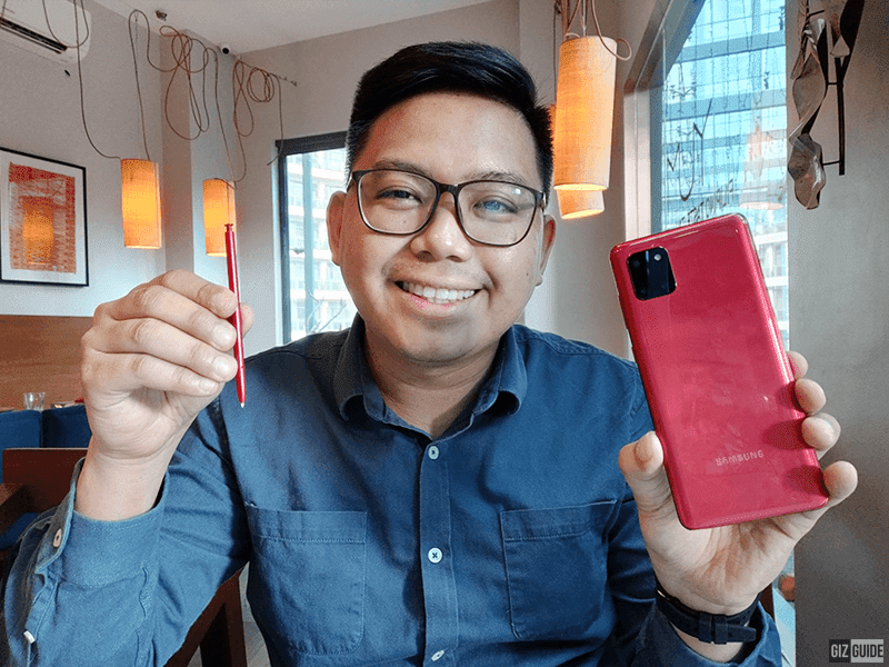 """Watch: Samsung Galaxy Note10 Lite First Look! The """"Budget"""" Note!"""