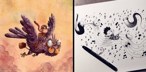 00-Fantasy-Illustrations-Pawel-Gierlinski-www-designstack-co