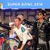#SuperBowl   Assista a apresentação de Coldplay, Beyoncé e Bruno Mars