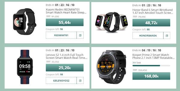 Estás a pensar em comprar um smartwatch? Vê esta promoção