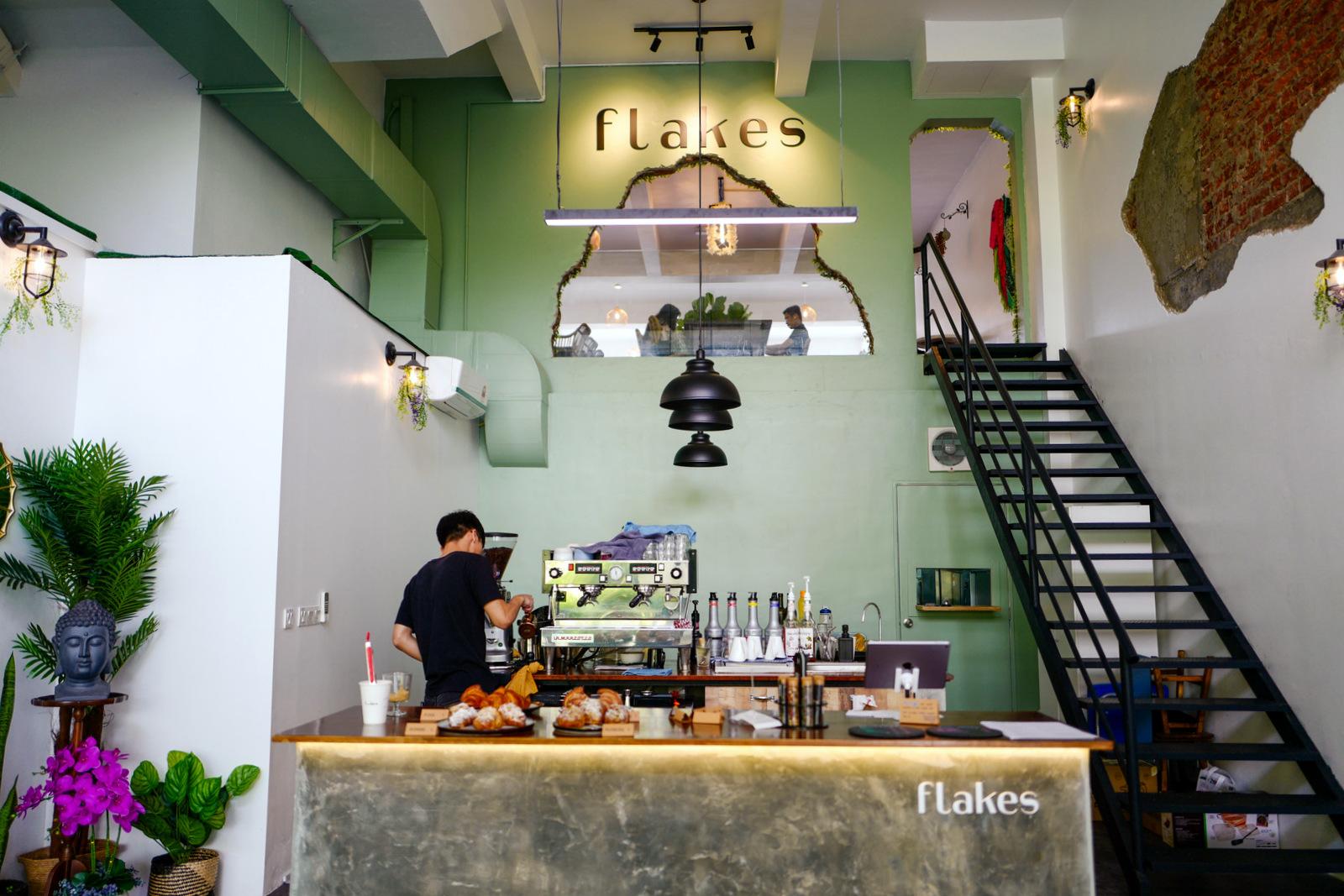 Flakes, The Hub SS2