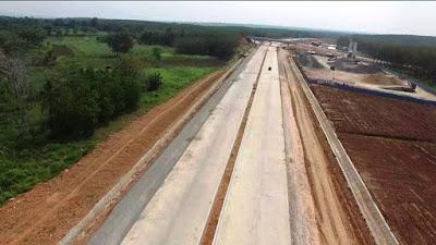 Inilah Jalur yang Bisa Dilalui Saat Mudik Lewat Tol Trans Sumatera