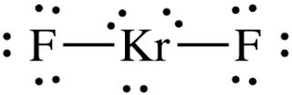 KrF2 polar or nonpolar