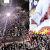 লাখো মানুষের ঢল-আল্লামা শফীর জানাজায় সামলাতে ১০ প্লাটুন বিজিবি মোতায়েন