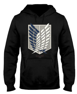 attack on titan merch UK T SHIRT HOODIE OFFICIAL Amazon. GET IT HERE