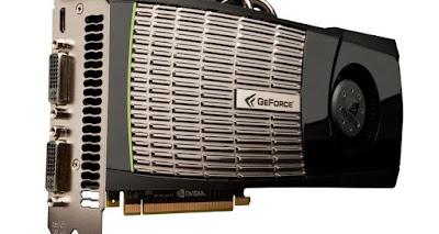 Nvidia GeForce GTX 480最新ドライバーのダウンロード