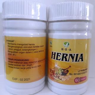 Kapsul Herbal Hernia Eza