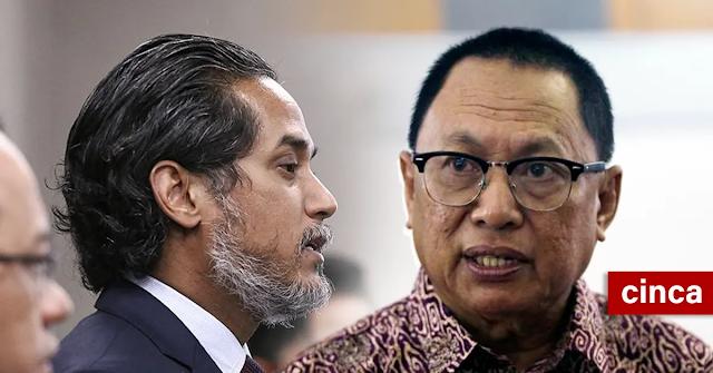 Puad: KJ yang belum move on, bukan Najib