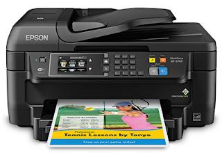 Epson WorkForce WF-2760 printer driver download
