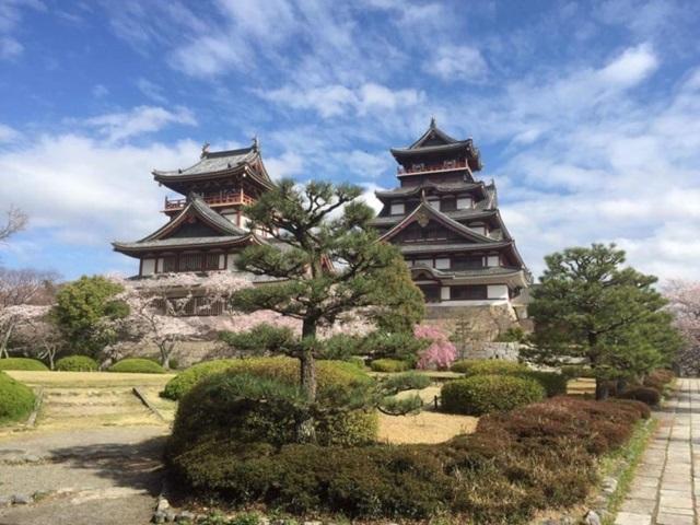 ปราสาทฟูชิมิ (Fushimi Castle) @ www.taiken.co