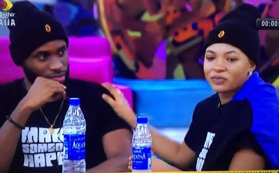 Big Brother Naija 'Shine Ya Eyes' housemate, Liquorose #momusicdate