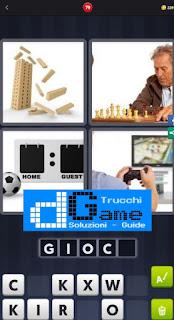 4 Immagini 1 Parola livello 79