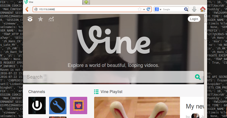 Hacker Downloaded Vine's Entire Source Code. Here's How...