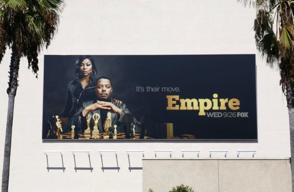 Empire season 5 billboard
