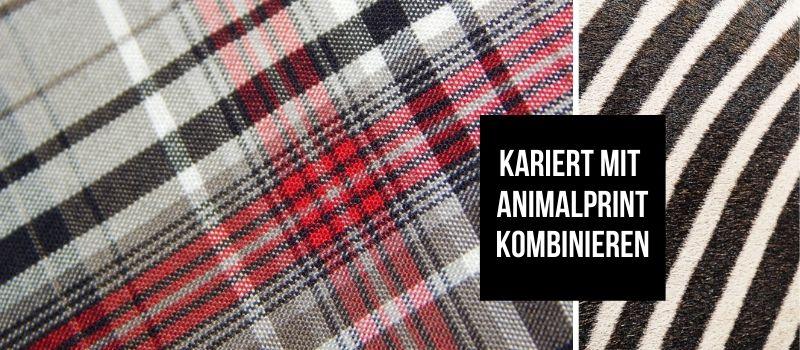 Karomuster-mit-Animalprint-kombinieren