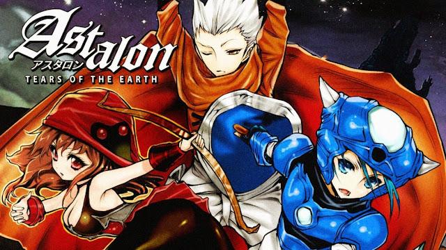 Astalon: Tears of the Earth, metroidvania com visual retrô, chegará ao Switch no começo de junho