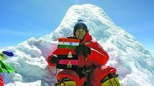 Aparna Kumar becomes 1st IPS officer to complete 7 Summits Challenge